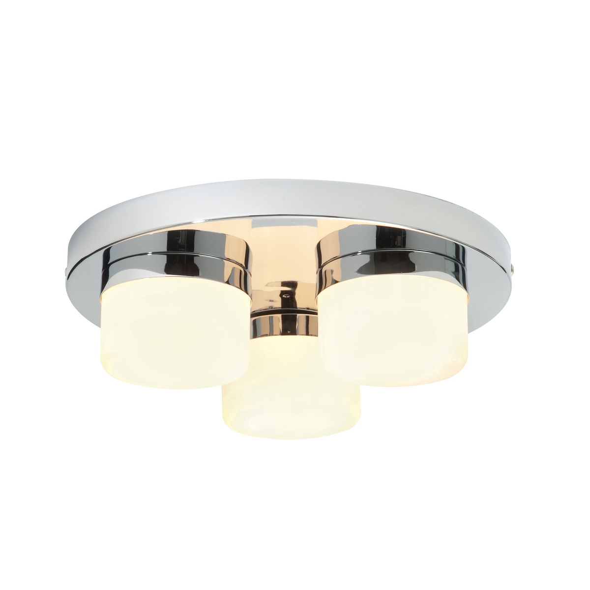 Saxby 34200 Pure 3 Light Bathroom Ceiling Pendant G9
