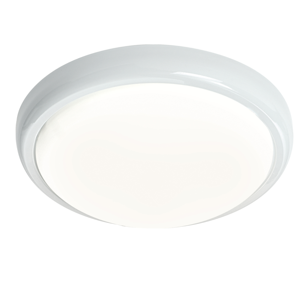 Saxby Delaware 15W 330mm Round Flush Domestic Commercial