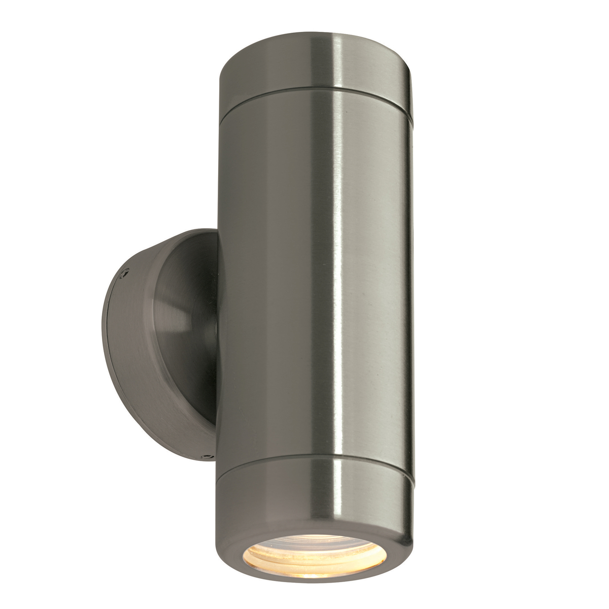 Outdoor Dimmable Led Wall Lights : Modern Aluminium Up Down GU10 LED IP44 Dimmable Outdoor Garden Porch Wall Light